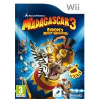 Madagascar 3 Europes Most Wanted Game