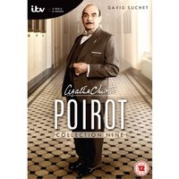 Agatha Christie's Poirot - Collection 9 DVD