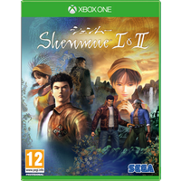 Shenmue I & II Xbox One Game