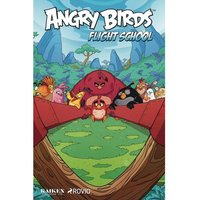 Angry Birds: Flight School Hardcover