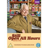 Still Open all Hours Series 1 + 2013 Christmas Special DVD