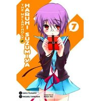 The Melancholy Of Suzumiya Haruhi-Chan Volume 7