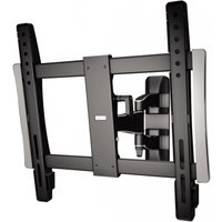 Hama FULLMOTION TV Wall Bracket Premium VESA 400x400 165cm (65) Black