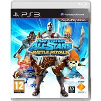 Playstation All-Stars Battle Royale Game