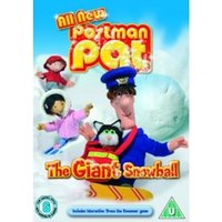 Postman Pat And The Giant Snowball DVD