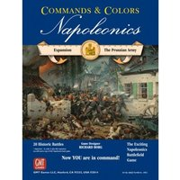 Commands and Colors Napoleonics Prussian Army Board Game