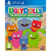 Ugly Dolls An Imperfect Adventure PS4 Game