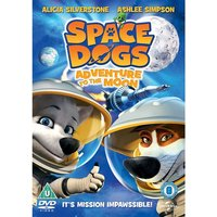 Space Dogs - Adventure to the Moon DVD