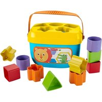 Image of Fisher Price Baby's First Blocks Baby Shape Sorter Toy