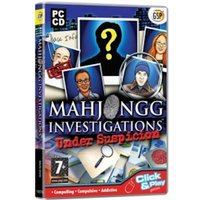 Mahjongg Investigations Under Suspicion Game
