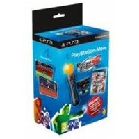 Playstation Move Starter Pack and Virtua Tennis 4 Game