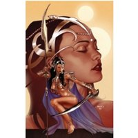 Warlord of Mars Dejah Thoris Volume 5: The Vampire Men of Saturn TP