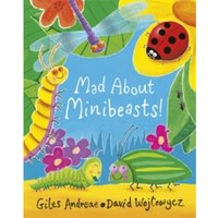 Mad About Minibeasts! by Giles Andreae (Paperback, 2011)