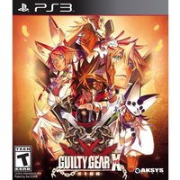Guilty Gear Xrd Sign PS3 Game