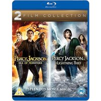 2 Film Collection: Percy Jackson and the Lightning Thief   Percy Jackson: Sea of Monsters Double Pack Blu-ray