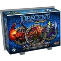 Descent: Journeys in the Dark Second Edition Treaty of Champions
