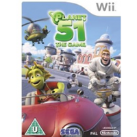 Planet 51 Game