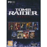 Tomb Raider Super Bundle Game