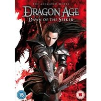Dragon Age Dawn Of The Seeker DVD