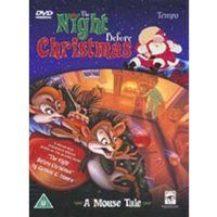 The Night Before Christmas: A Mouse Tale DVD