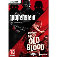 'Wolfenstein The New Order & The Old Blood Double Pack Pc Game