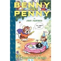 Benny and Penny in Just Pretend Toon Books Level 2 Hardcover