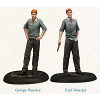 Harry Potter Miniatures Adventure Game Fred and George Weasley Expansion