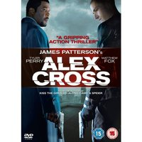 Alex Cross DVD