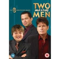 Two And A Half Men: Complete Season 6 DVD