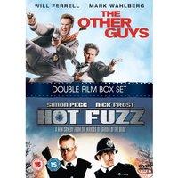 The Other Guys / Hot Fuzz  DVD