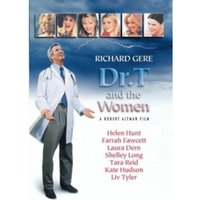 Dr. T And The Women DVD