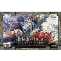 Attack on Titan: The Last Stand Board Game