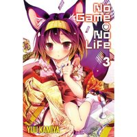 No Game No Life, Vol. 3 (light novel)