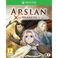 Arslan The Warriors Of Legend Xbox One Game