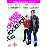 Sex & Drugs & Rock and Roll DVD