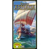 7 Wonders Armada Expansion Board Game