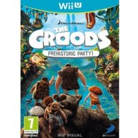 The Croods Prehistoric Party Game Wii U