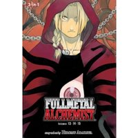 Fullmetal Alchemist (3-in-1 Edition), Vol. 5 : Includes vols. 13, 14 & 15 : 5
