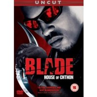 Blade House of Chthon DVD