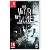 This War of Mine Complete Edition Nintendo Switch Game