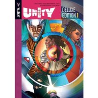Unity Volume 1 Deluxe Edition Hardcover