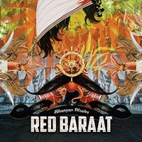 Red Baraat - Bhangra Pirates Vinyl