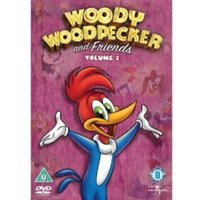 Woody Woodpecker and His Friends Volume 2 DVD