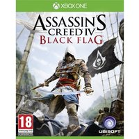 Assassin's Creed IV 4 Black Flag Xbox One Game