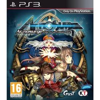 AR Nosurge Ode To An Unborn Star PS3 Game