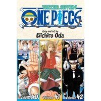 One Piece (Omnibus Edition), Vol. 14 : Includes vols. 40, 41 & 42 : 14