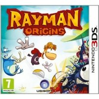 Rayman Origins Game 3DS