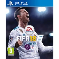 'Fifa 18 Ps4 Game