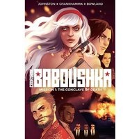 Codename Baboushka Volume 1: Conclave Of Death