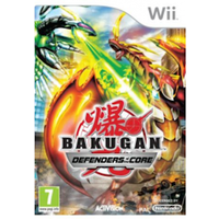 Bakugan Battle Brawlers 2 Defender of the Core Game